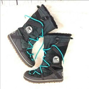 Sorel Glacy Explorer tall weather boot